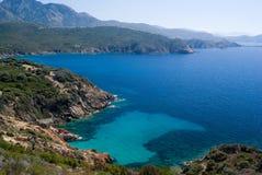 Vista do Capo Rosso Imagens de Stock Royalty Free