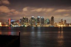 Vista do console do porto Foto de Stock Royalty Free