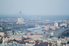 Vista do Kiev Imagem de Stock