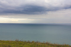 Vista do la Mancha do canal Fotografia de Stock