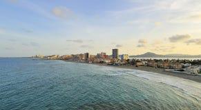 Vista do la Manga Del Mar Menor Fotos de Stock