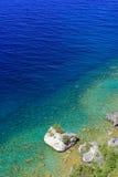 Vista do lago Foto de Stock Royalty Free