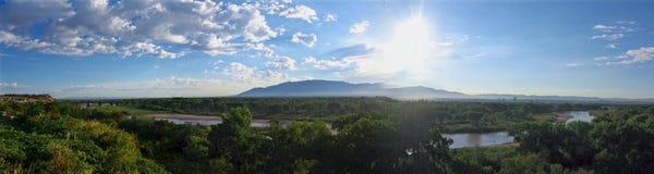 Vista do leste   Imagem de Stock