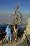 Vista do local de turistas Imagens de Stock