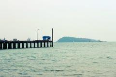 Vista do mar Fotos de Stock