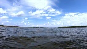 Vista do mar foto de stock