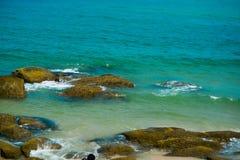 Vista do mar tailândia Imagens de Stock