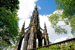 Vista do monumento Imagem de Stock