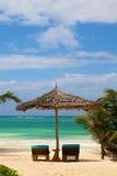 Costa do Kenyan foto de stock royalty free