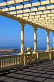 Vista do oceano Foto de Stock