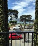 Vista do quadrado de Ghirardelli em San Francsico Imagem de Stock Royalty Free