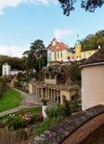 Vista do Roundhouse Imagens de Stock
