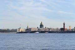 Vista do St Petersburg Foto de Stock Royalty Free