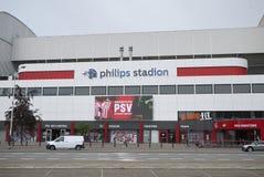 Vista do stadion de Philips fotos de stock
