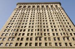 Vista dos arranha-céus em New York foto de stock royalty free