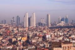 Costantinopoli Fotografie Stock
