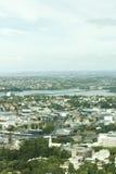 Vista em Auckland foto de stock royalty free