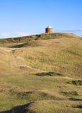 Vista em Burton Dassett em Warwickshire Imagem de Stock