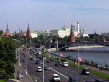 Vista em Moscovo Fotos de Stock