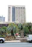 Vista em um hotel em Brisbane, Austrália, 25 Agosto de 2011 Imagem de Stock Royalty Free