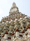 Vista em uma torre Fotografia de Stock Royalty Free