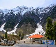 Vista escénica de Naran Kaghan Valley, Paquistán Fotos de archivo