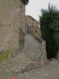Vista escénica del castillo Imagen de archivo libre de regalías