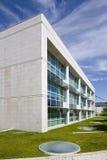 Vista esterna degli edifici per uffici del centro della città Immagine Stock