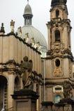 Vista esterna di una cattedrale Fotografie Stock Libere da Diritti