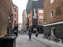 Vista exterior da galeria dos fotógrafo, Londres Foto de Stock Royalty Free