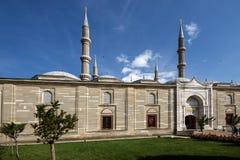 Vista exterior de la mezquita de Selimiye construida entre 1569 y 1575 en la ciudad de Edirne, Tracia del este, Turke fotografía de archivo libre de regalías