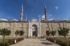 Vista exterior de la mezquita de Selimiye construida entre 1569 y 1575 en la ciudad de Edirne, Tracia del este, Turke imagenes de archivo