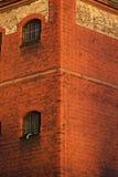 A vista exterior de uma cadeia velha Fotos de Stock