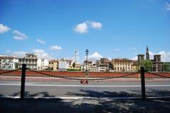 Vista Florenciya Fotografie Stock Libere da Diritti
