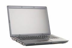 Vista frontale 2 del computer portatile Immagine Stock