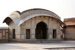Vista generale del padiglione di Naulakha – fortificazione di Lahore Immagine Stock Libera da Diritti