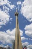 Vista generale di Toronto dei grattacieli Fotografie Stock