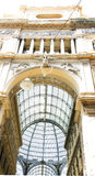Vista geral das galerias Umberto mim Foto de Stock Royalty Free