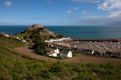 Vista a Gorey Fotos de Stock