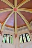 Vista-Haus-Innenraum - Kolumbien-Schlucht-Kronen-Punkt Stockbilder