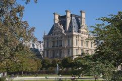 Vista hermosa del palacio de la lumbrera imagenes de archivo