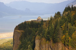 Vista House. Royalty Free Stock Photography