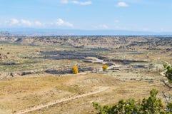 Vista im Wüstensüdwesten Lizenzfreie Stockbilder