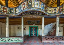 Vista interior de Artin, Macahel, Camili Camii (mezquita) Imagenes de archivo