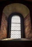 Vista interior de la abadía de di San Micaela-Santo Michael de los sacros Fotografía de archivo libre de regalías
