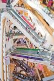 Vista interior de la plaza central Rama magnífico 9 Imagenes de archivo