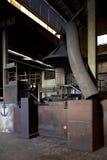 Vista interior do Carlshuette Fotografia de Stock