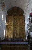 Vista interna da catedral de St. Catherine de Alexan Fotografia de Stock Royalty Free