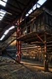 Vista interna del Carlshuette Fotografie Stock Libere da Diritti