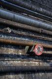 Vista interna del Carlshuette Fotografia Stock Libera da Diritti